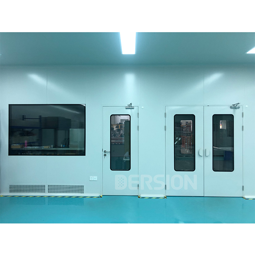 Cleanroom Doors & Windows